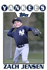 Zach Jensen : Zach Jensen Rookie Yankees Pictures